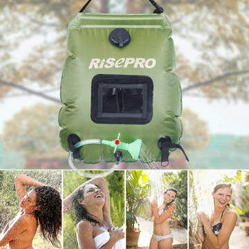meilleure douche solaire