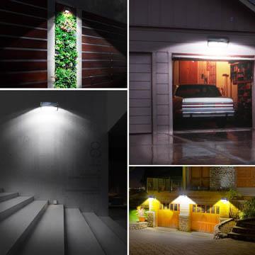 meilleures lampes solaires d'extérieur