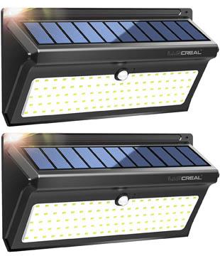 meilleures lumières solaires d'extérieur