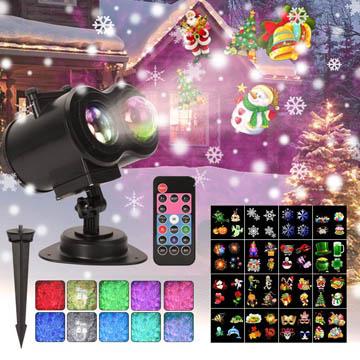 meilleur projecteur Noël LED